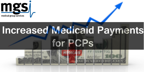 increased medicaid payments