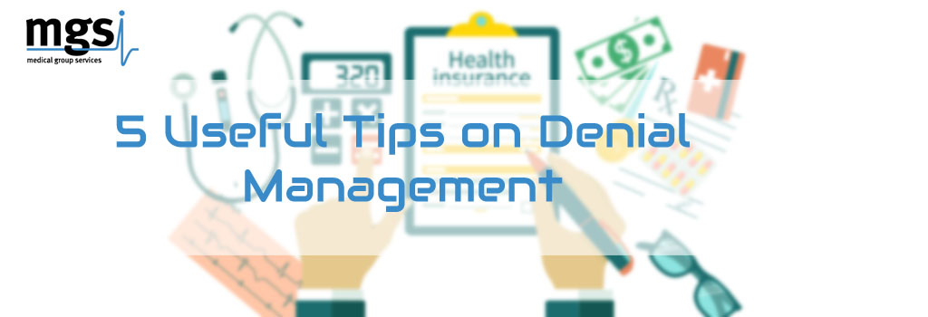 denial management useful tips